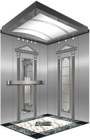 Residential Lift Home Elevator with Good Quality Glass Sightseeing