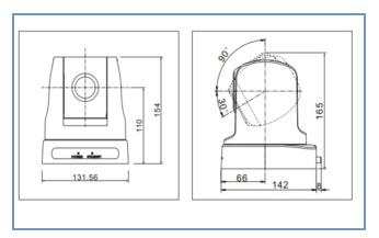 2.38MP 30xoptical Sdi Output Video Conference HD PTZ Color Camera (OHD30S)