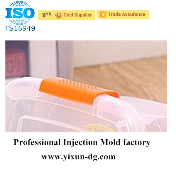 Molded Carton Bolts Box with Plastic Handle