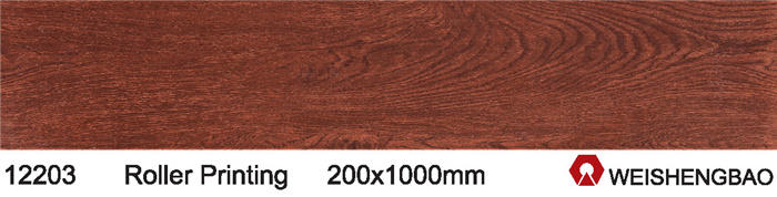 Global Glaze New Products Wood Tiles for Floor