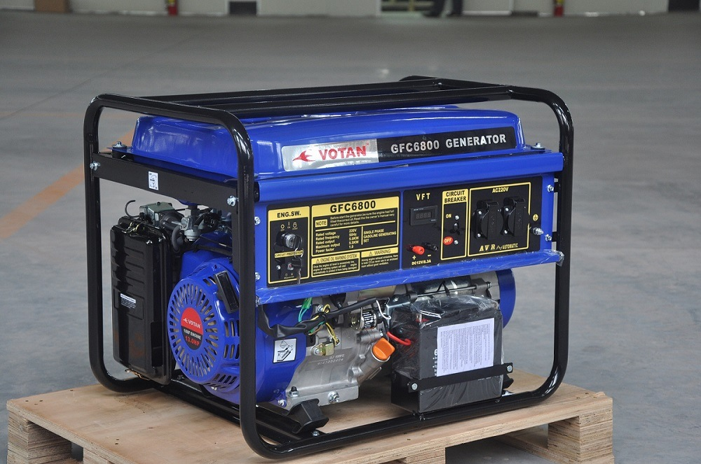 5kw Gasoline Generator (Manufacturer since 1995)