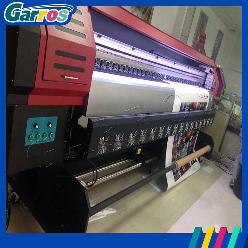 Garros Rt 1802/3202 Best Eco Solvent Advertising Printer