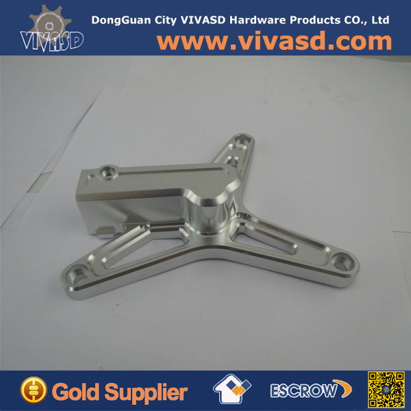 CNC Machining Three Wheel Motorcycle Accessories Manufacturing