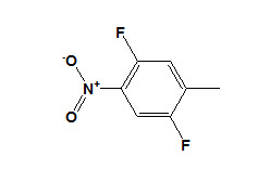 2, 5-Difluoro-4-Nitrotoluene CAS No. 141412-60-4