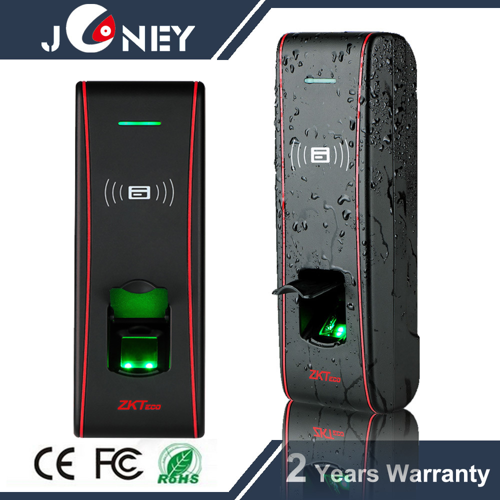 Reliable Innovative Biometric Fingerprint Access Controller with TFT-LCD