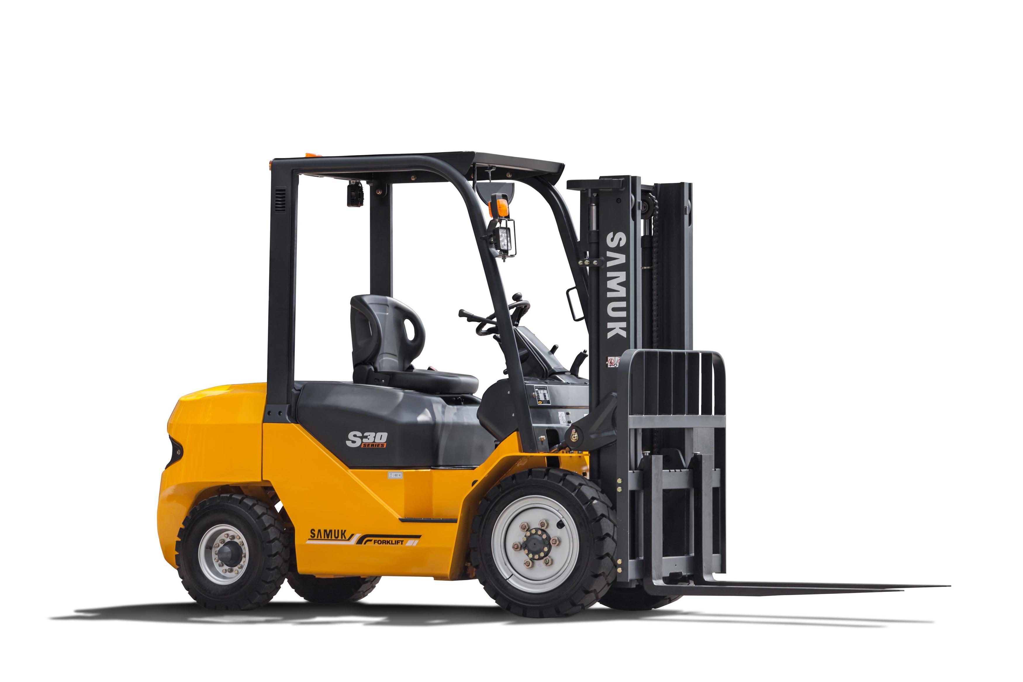 Diesel Forklift 1.5-3.5ton
