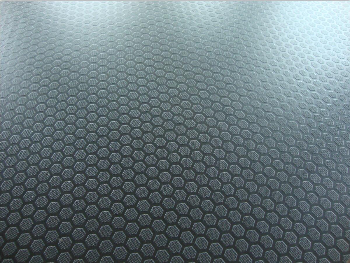 Hexagon Anti-Slip Poplar-Birch Combi Plywood for Construction