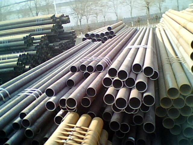 Good Quality Alloy Seamless Steel Pipe 17mn4