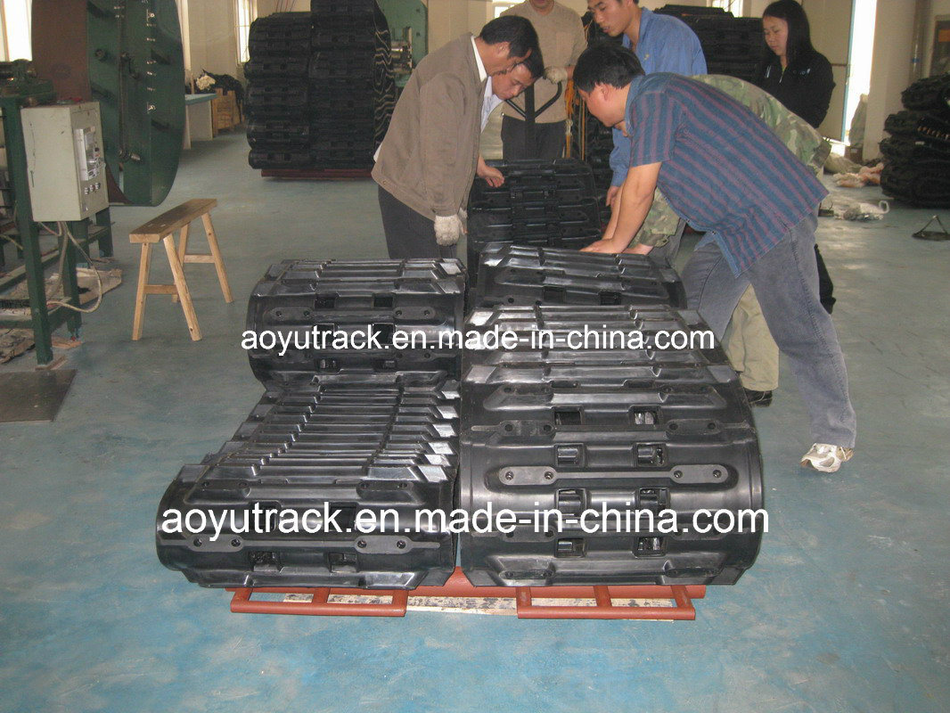 Rubber Track for BV206 ATV