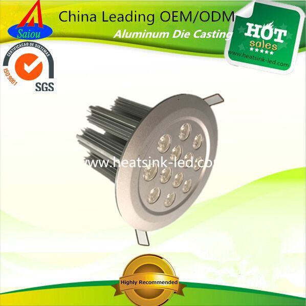 LED Fabrication Lighting Part Heatsink with High Quality