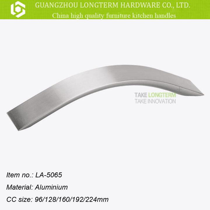 Fancy Various Shape Aluminium Drawer Dresser Handle Pull