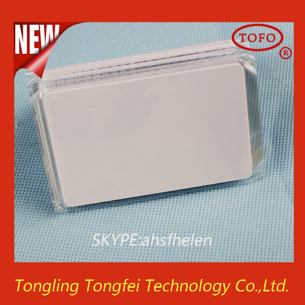 Inkjet PVC Card High Quality Promotional Now