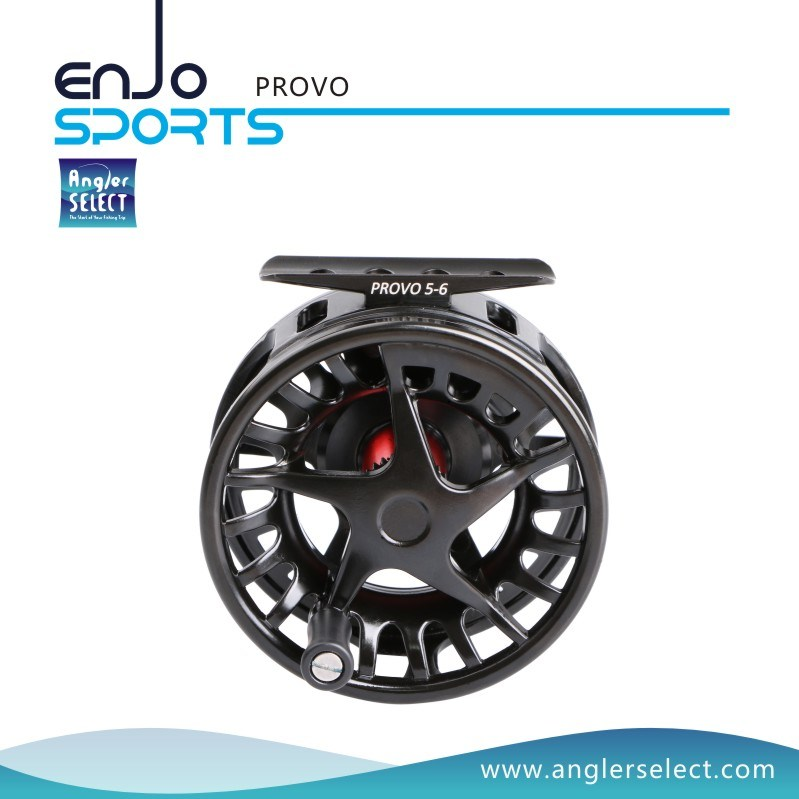 Fly Fishing Aluminum Fishing Tackle Reel (PROVO 7-8)