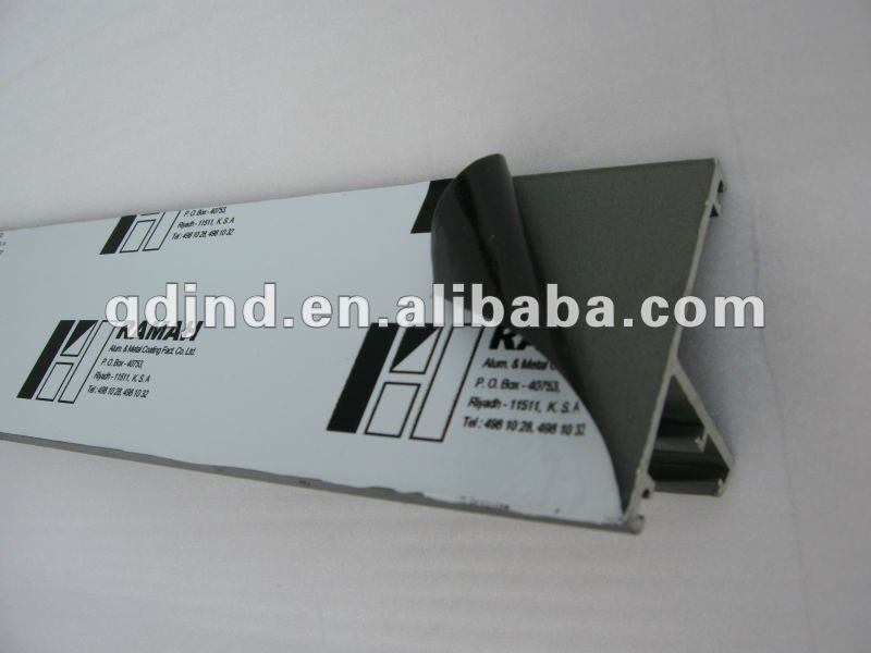 Protective Coating/Tape for Aluminum Profile