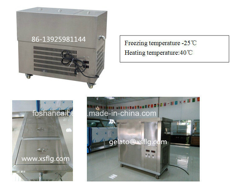 6000 PCS Per Day Popsicle Machine