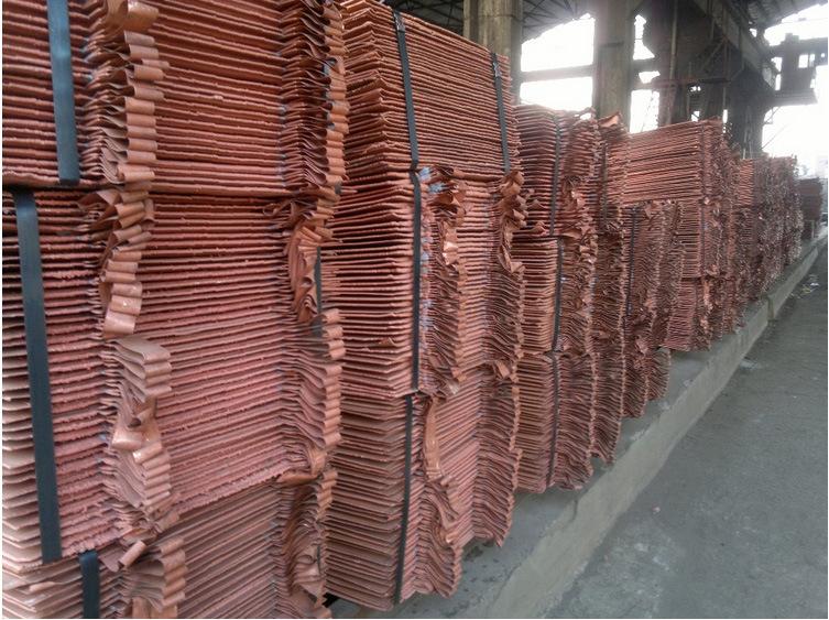 High Quality Copper Cathode Plates (hot sales! ! !)