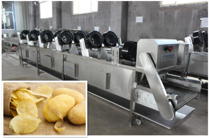 Cheap China Fresh French Fries Production Line