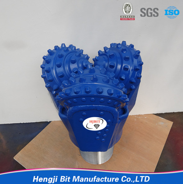 Oil Water Well Drilling TCI Tungsten Carbide Button Tricone Bits