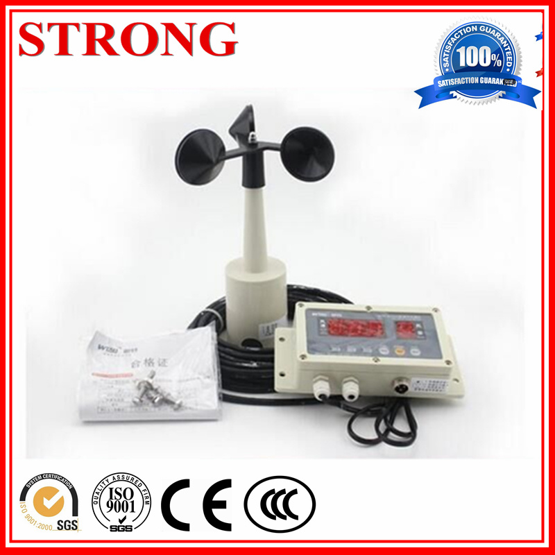 Anemometer for All Types of Tower Crane