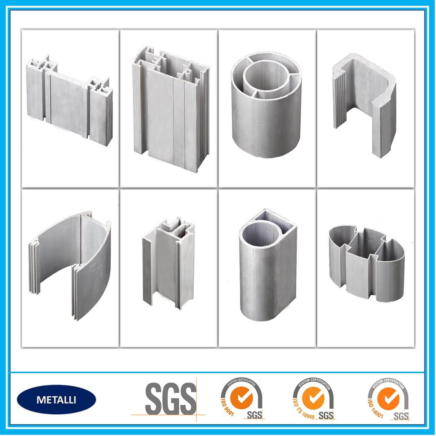 Hot Selling Industrial Aluminum Profile