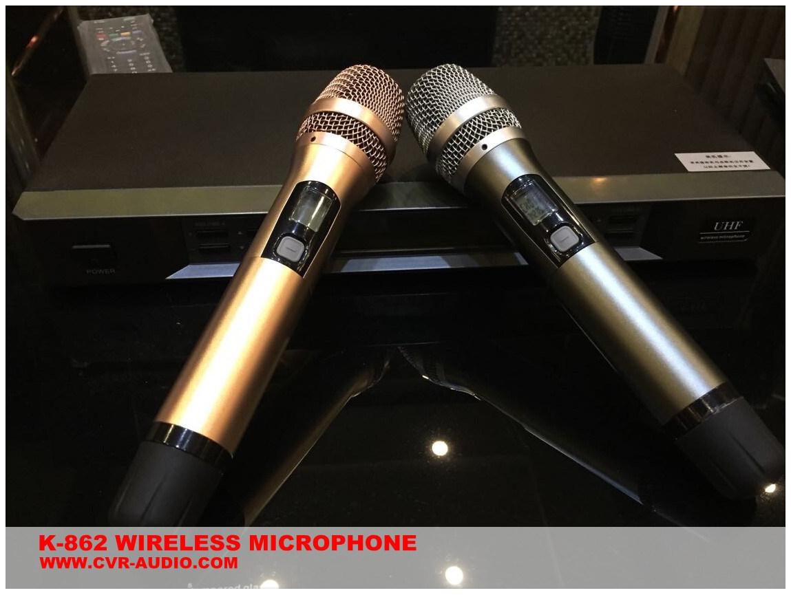 New Design Wireless Microphone Karaoke Player