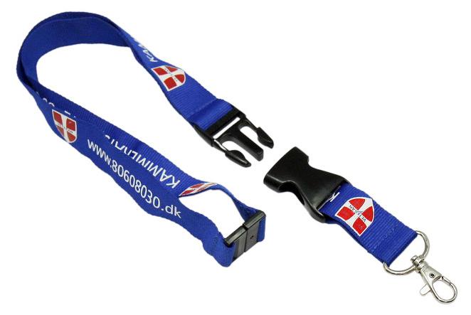 ID Card Holder Lanyard with Customer Logo