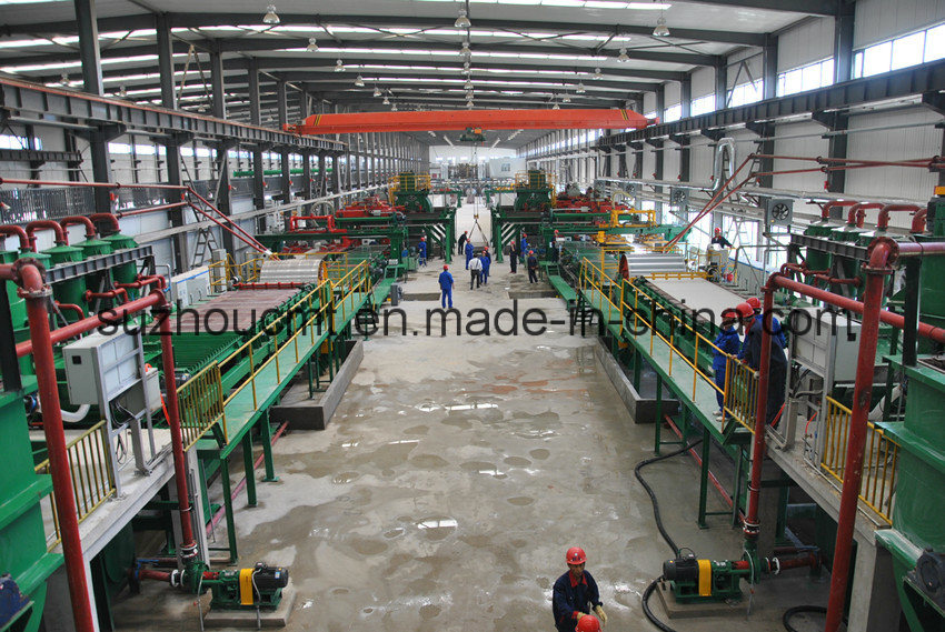 Non-Asbestos Fiber Cement Board Production Line