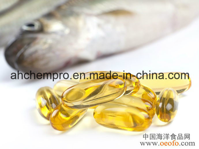 GMP Certified Refined Fish Oil, Omega 3 Fish Oil (50/20 EE) , Natural Fish Oil