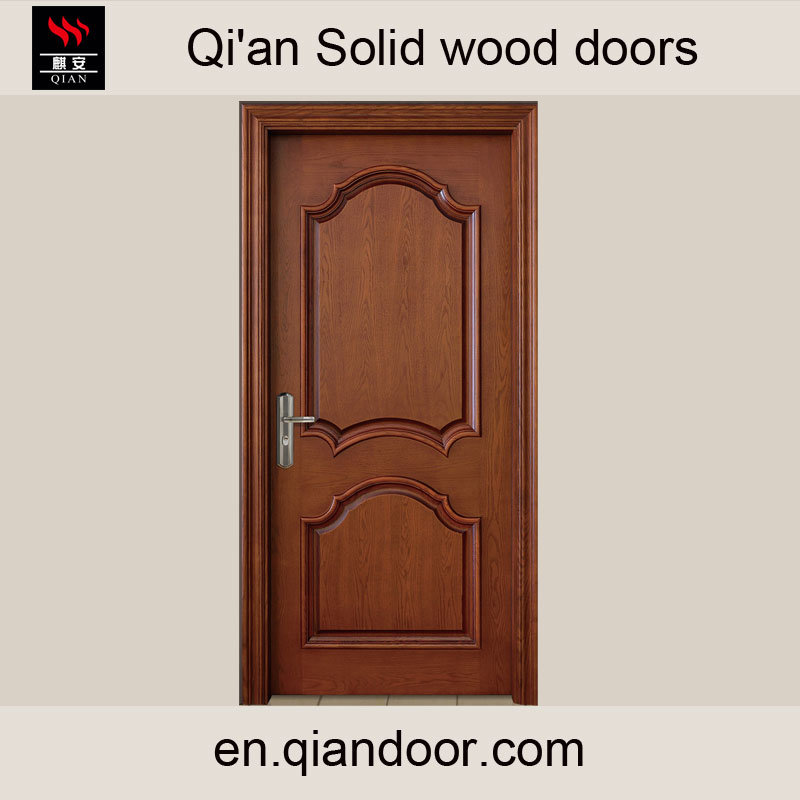 Black Walnut Solid Wood Interior Door