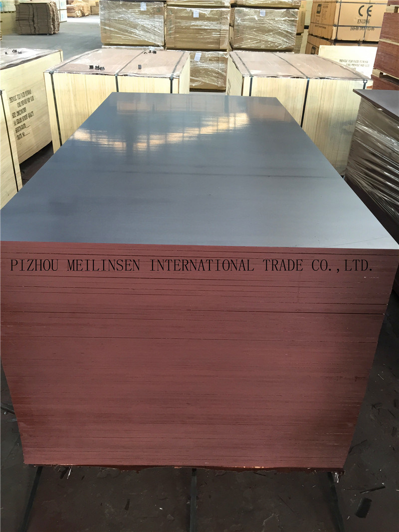 Building Materials Film Faced Plywood for Construction