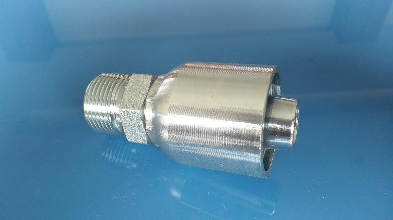 Bsp Male One Piece Hose Fitting