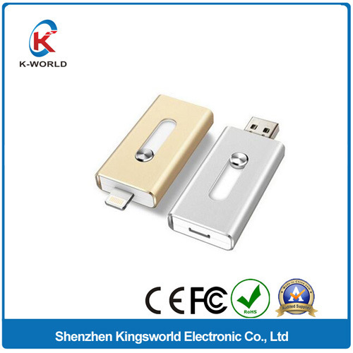 Hot Selling 8GB OTG USB Stick for Iphones
