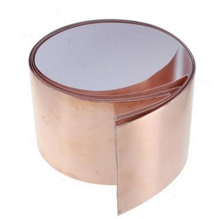 Copper Laminated Steel Strip T2/C11000