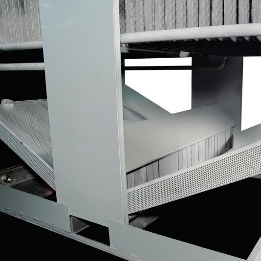 "Welded Plate Heat Exchangers ""Food Grade Stainless Steel Plate Heat Exchanger Falling Film Evaporator"""