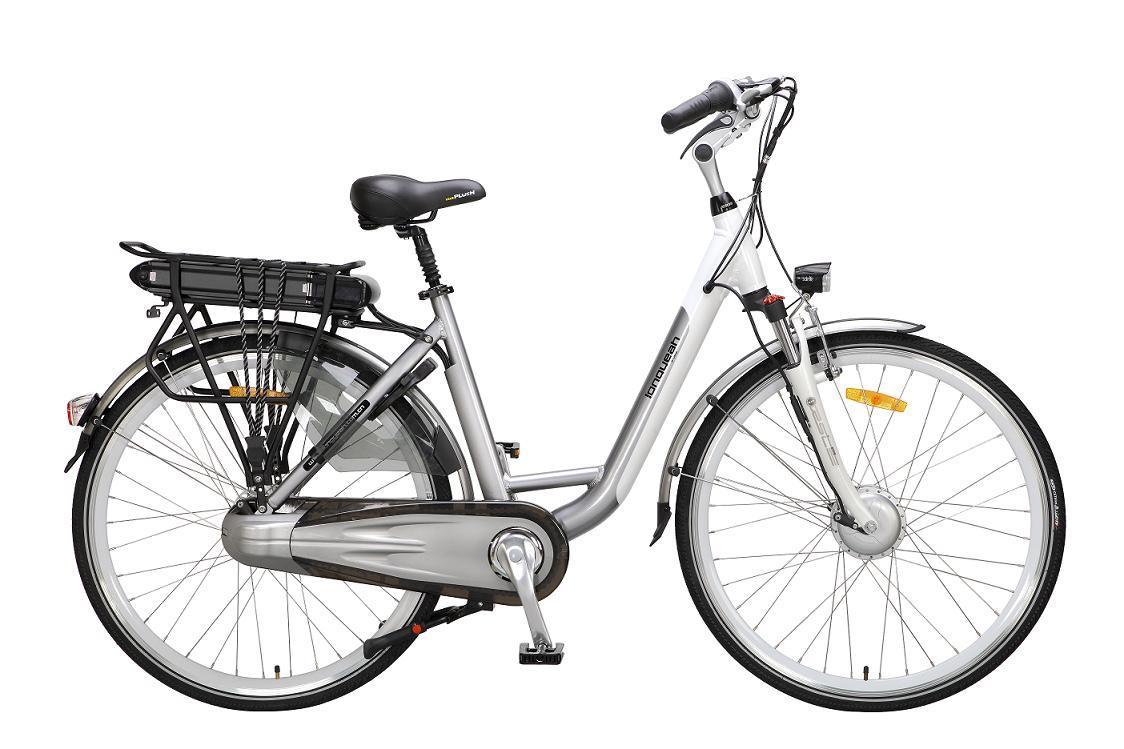 City Electric Bike 700C New Model