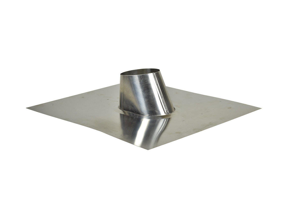 "Aluminium Sheet Metal 4"" 503 Fha Pipe Flashing"