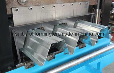 Yx153-840 Metal Deck Roll Forming Machine (new station)