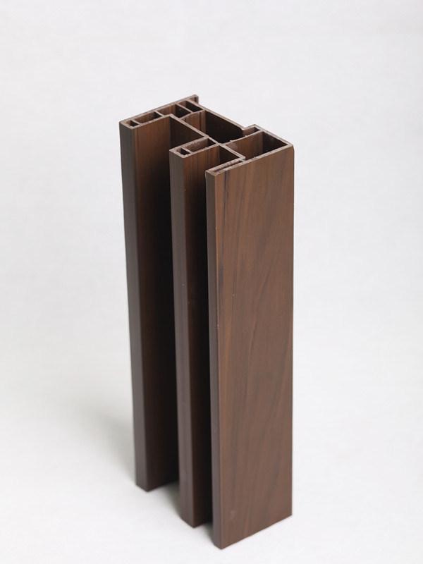 Sliding Series UPVC Profile Plastic Window Framed Steel Reinforcement Glass Door