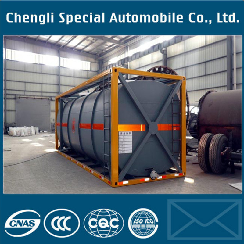 LPG Chemical material ISO Tank Container ISO Tank Container 20FT