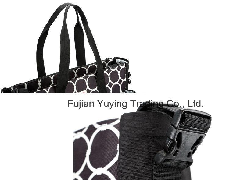 Multifunction Shoulder Mom Bag with Big Capacity Volume