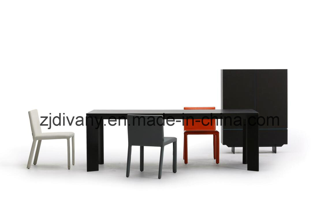 European Style Home Wooden Table Furniture (E-28)