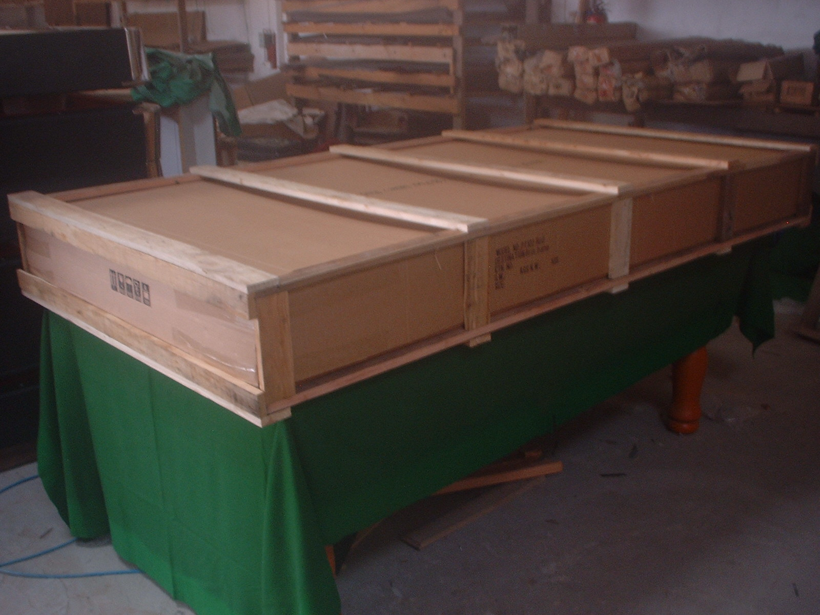 New Style Billiard Table (DS-09)