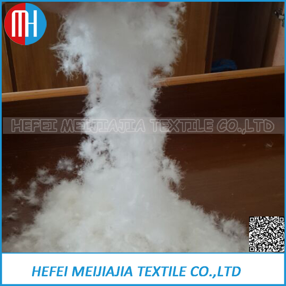 High Quality 95/5% Washed White /Grey Goose Duck Down Feather