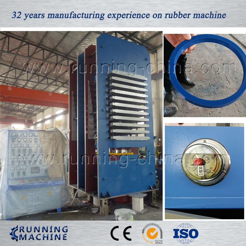 Customized Rubber Vulcanizing Press/ Hydraulic Press Xlb-1500*1500