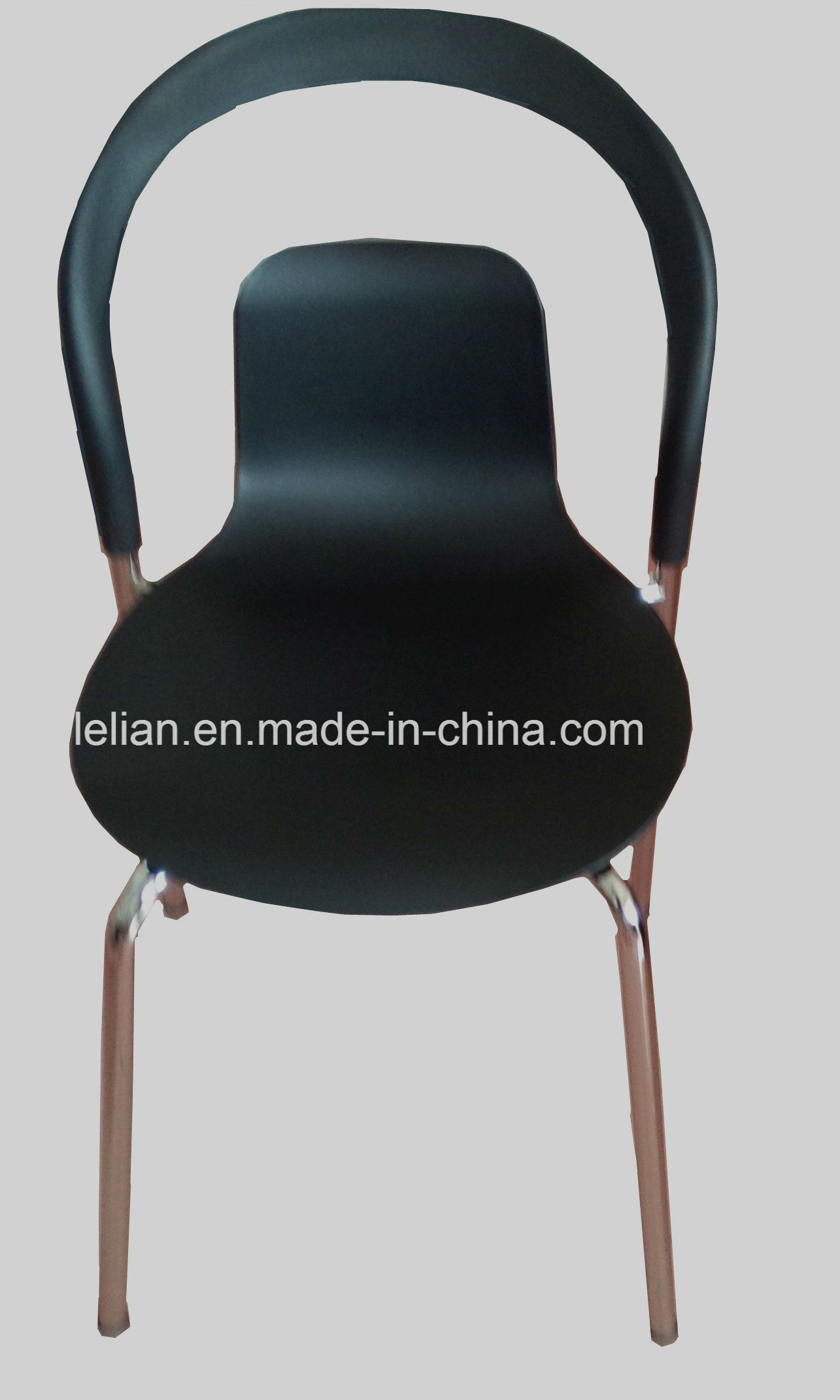 Slim Lighting Colorfu Plastic Stacking Chair (LL-0035)