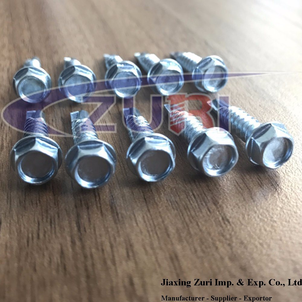 Self Drilling Screw 14X1′′ Zn