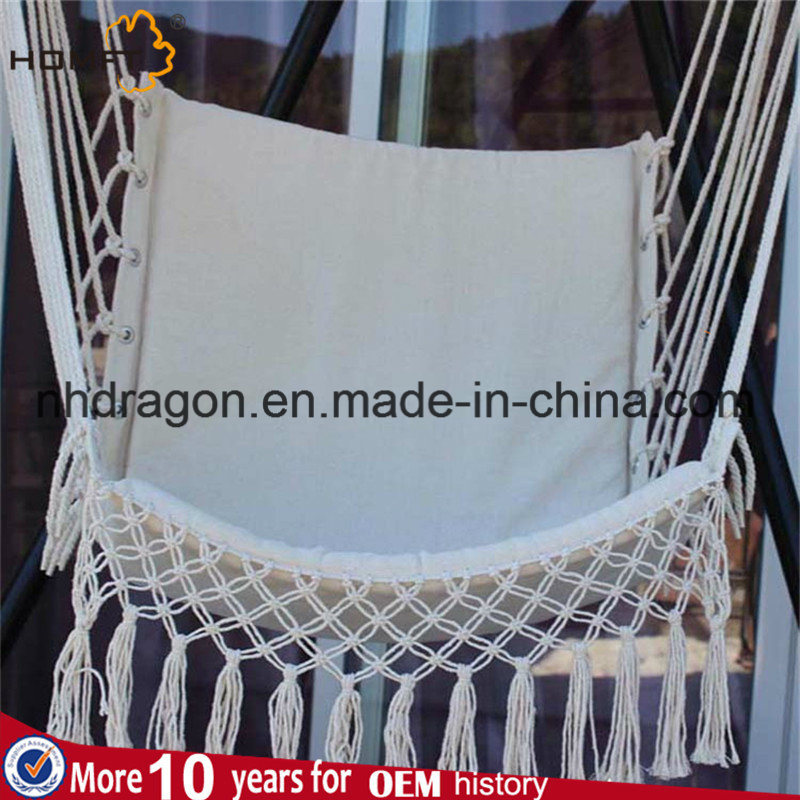 Macrame Hanger Chair with Tassles