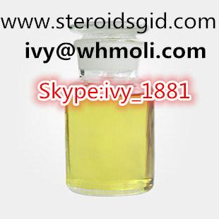 Slight Yellow Hormone CAS 13103-34-9 Equipoise EQ Boldenone Undecylenate 250mg/Ml