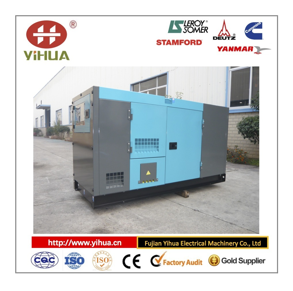 Foton Isuzu (denyo design) Soundproof Diesel Power Generator Set