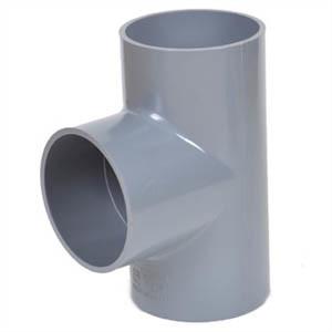 PVC Reducing Socket DIN Standard